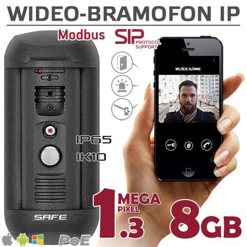 Nowa wersja wideodomofon IP S06
