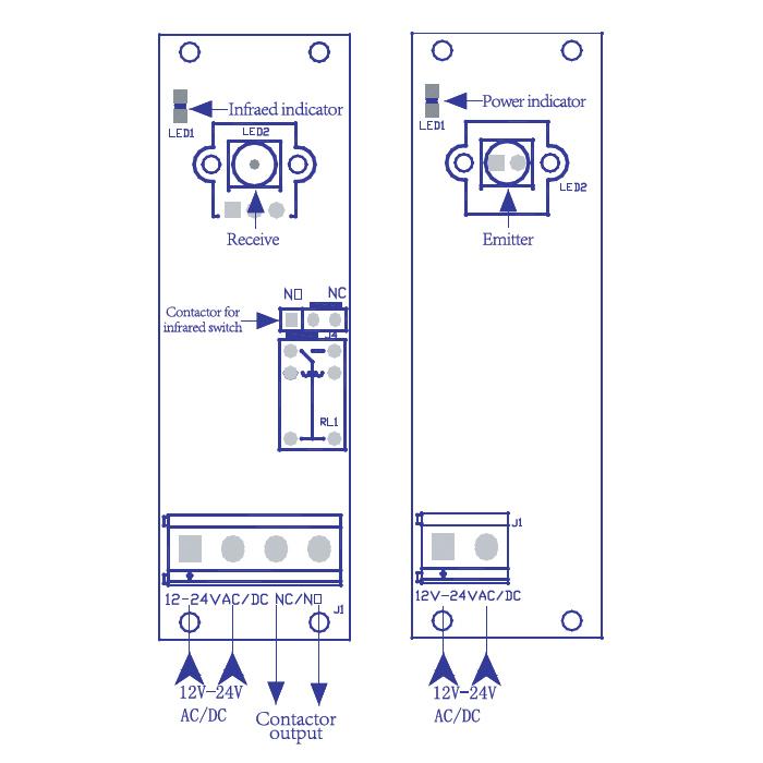 fotokomorki schemat safe sf02